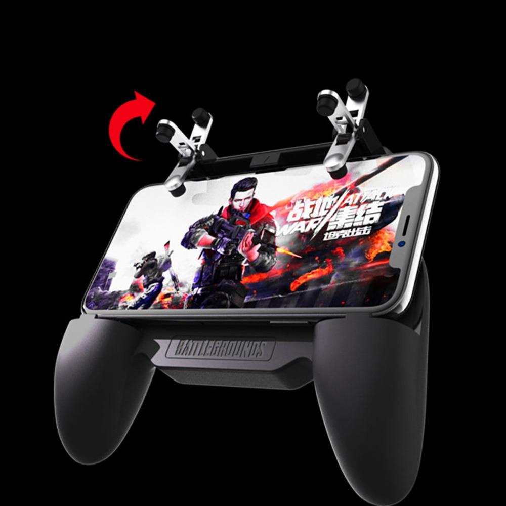 Gamepad Joystick for PUBG Mobile Game Trigger
