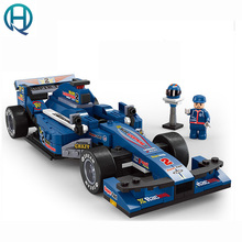 Racing Buggies Building Blocks Compatible with Legoelieds Playmobil for Boys Educational Toys for Children Original Box B0353