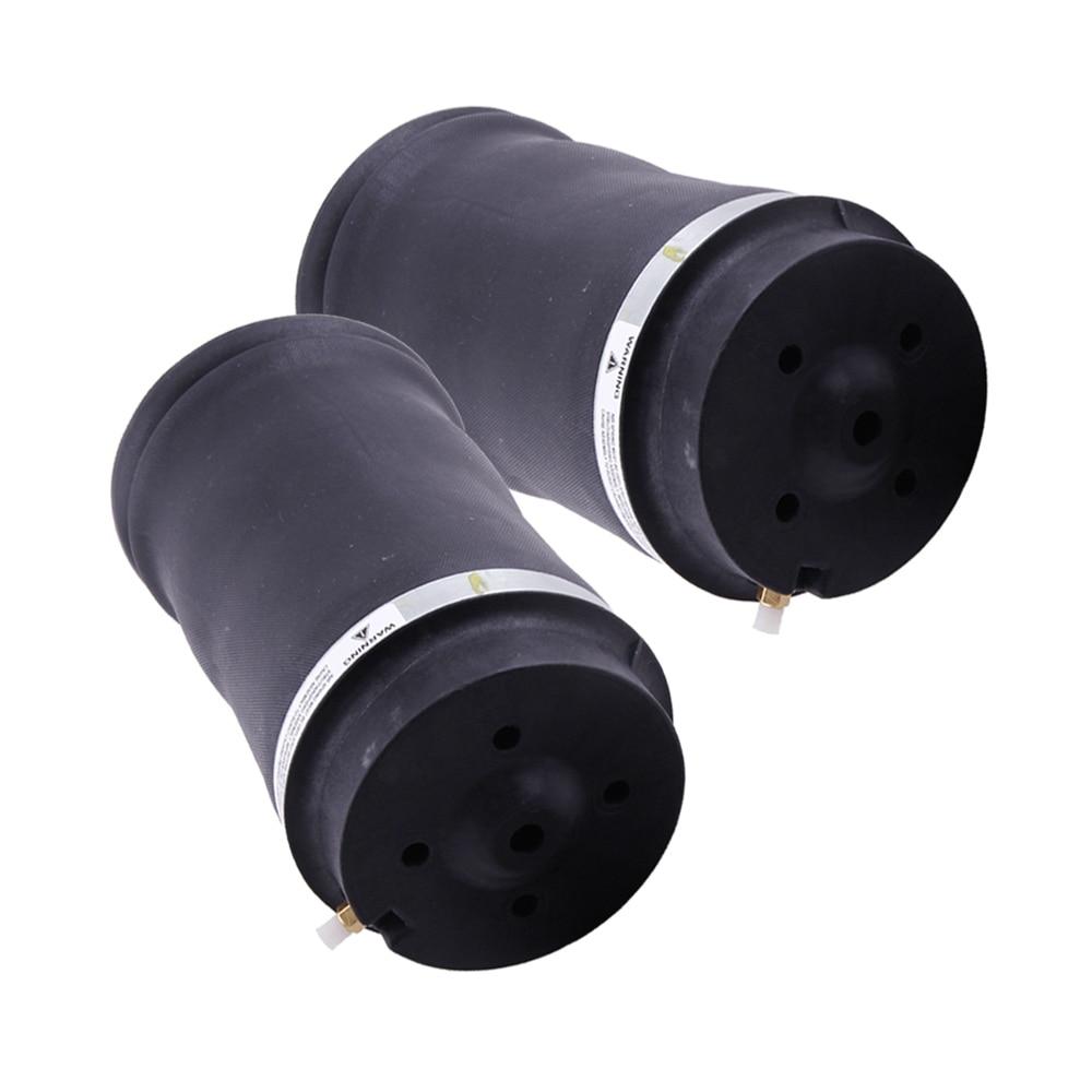 Здесь продается  2PCS=1Pair Rear Left & Right Air Suspension Bag Shock For Mercedes W164 ML GL-Class 07-11 1643200625 1643200425 1643200825  Автомобили и Мотоциклы