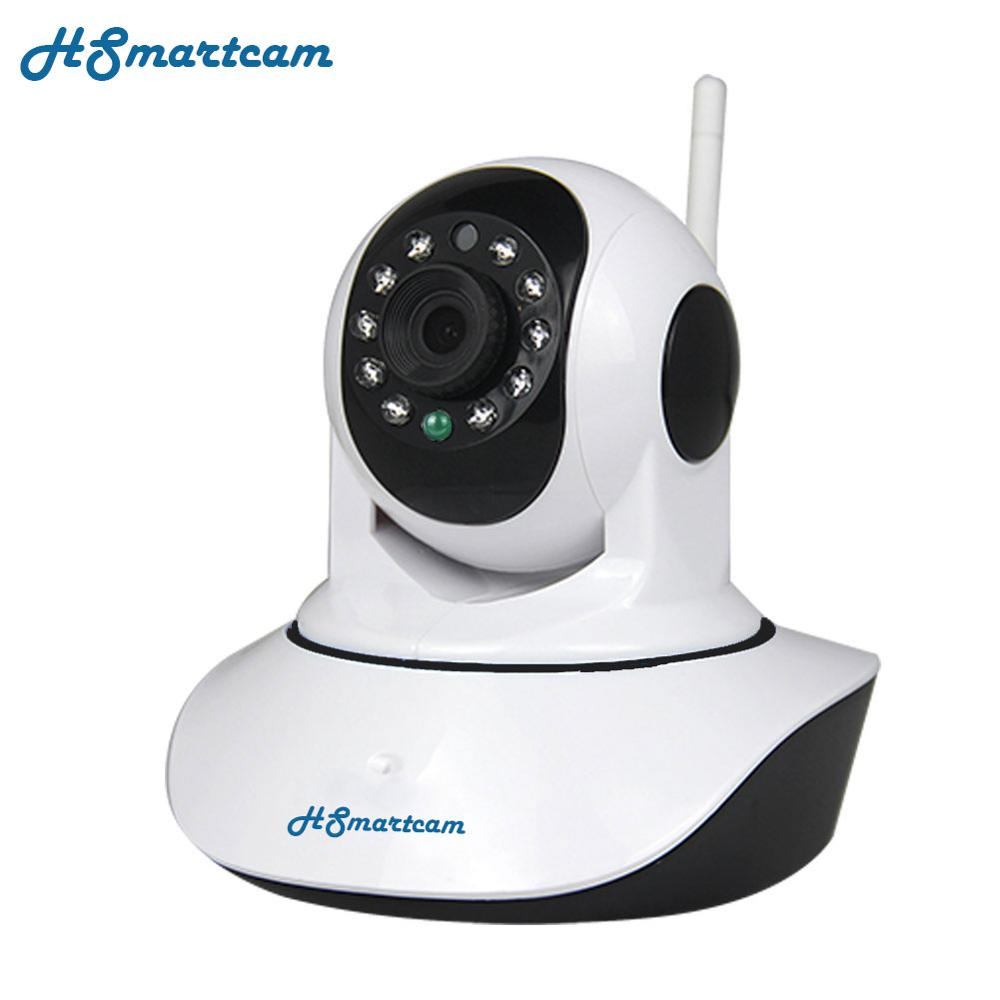 CTV HD 1080P Mini HD 720P Wireless WiFi P/T IP Camera Wi-Fi IR-Cut IR Night Vision Audio Video Security CCTV Camera Baby Monitor 1080p full hd mini pocket ip camera ir night vision alarm wifi camera sound and image synchronous phone app monitor wi fi camera