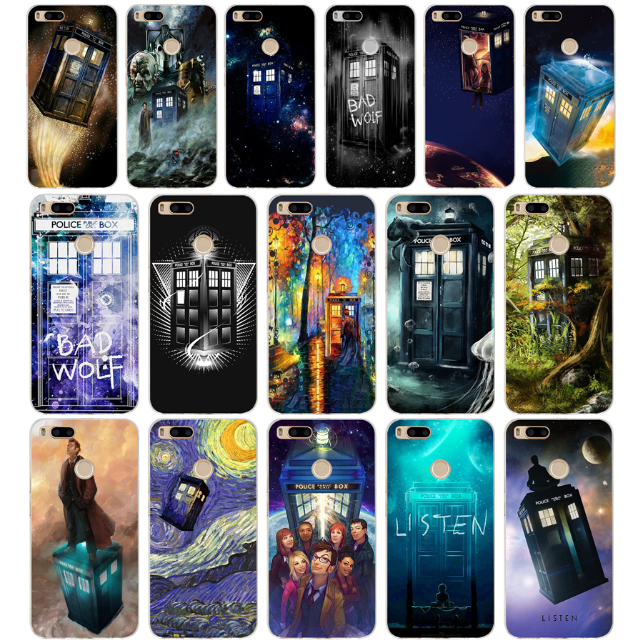 Cellphones & Telecommunications Modest 54we Box Doctor Who Soft Silicone Tpu Cover Phone Case For Xiaomi Redmi 4a 4x Note 4 4x Mi A1 A2 Lite Wide Selection;