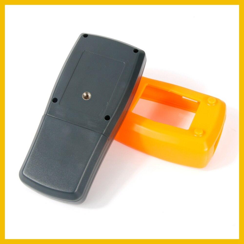 Anémomètre numérique compteur de vitesse du vent testeur de débit d'air mesurant 0 ~ 45 m/s avec thermomètre anémomètre portable USB GM8902-BENETECH - 4
