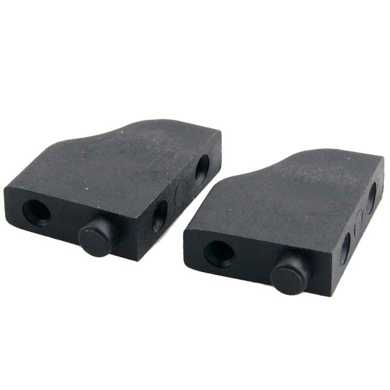 2PCS HSP 03013 Servo Fixing Bracket Server Mount Radio Tray Mount for 1/10 94111 94123 Flying Fish Rock Crawler RC Car Parts