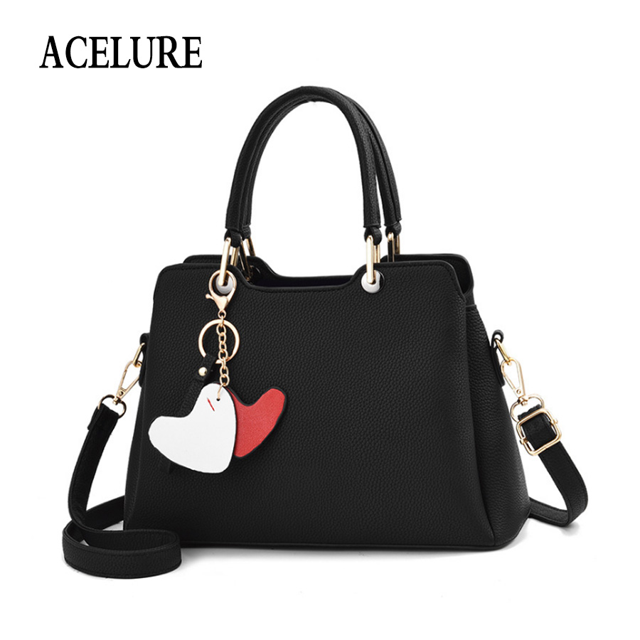 ACELURE Women Bag Casual Tote bags for women 2018 Fashion luxury Messenger Bags high quality Ladies Shoulder bag bolsos mujer цена