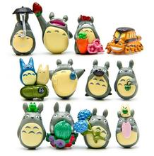 Studio Ghibli – My Neighbor Totoro Garden Decoration Miniatures Figure Toys 12pc Bundle Set