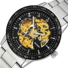 Аутентичные wilon veyron указатель все автоматические механические часы с двойным выдалбливают обратно через мужской стол стальной ленты мужские часы