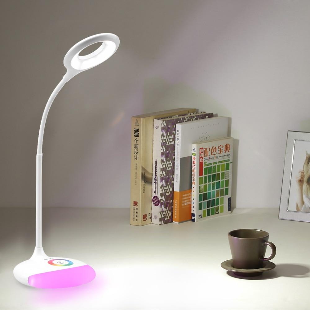 Aliexpresscom buy excelvan desk lamp usb adjustable for Lamp of light nursing