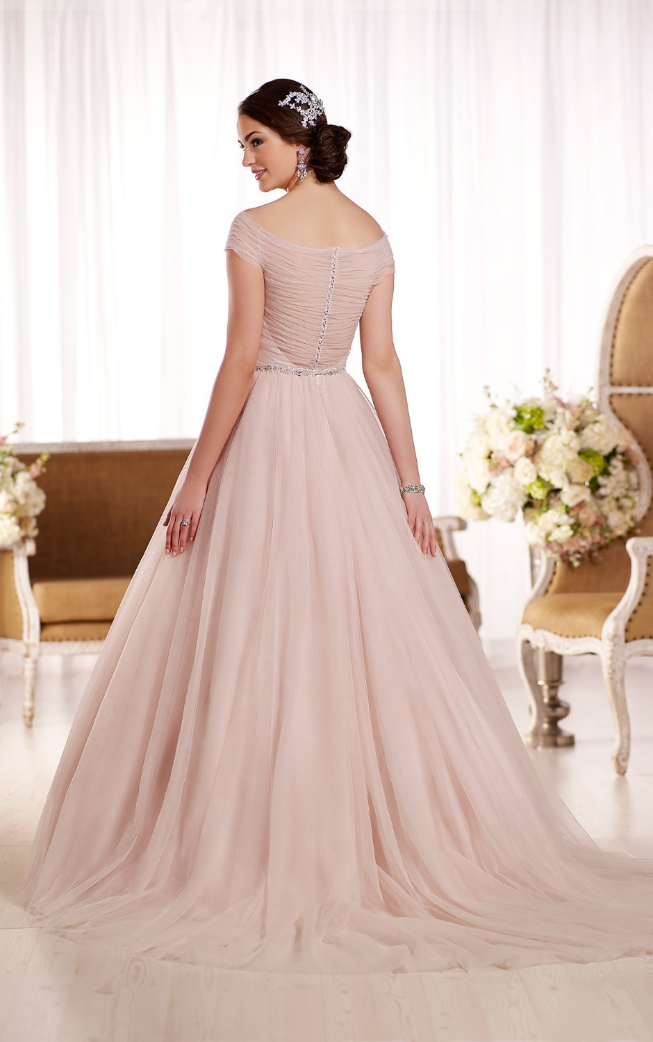 Aliexpress.com : Buy New Arrival Slimming Princess Wedding Dresses ...