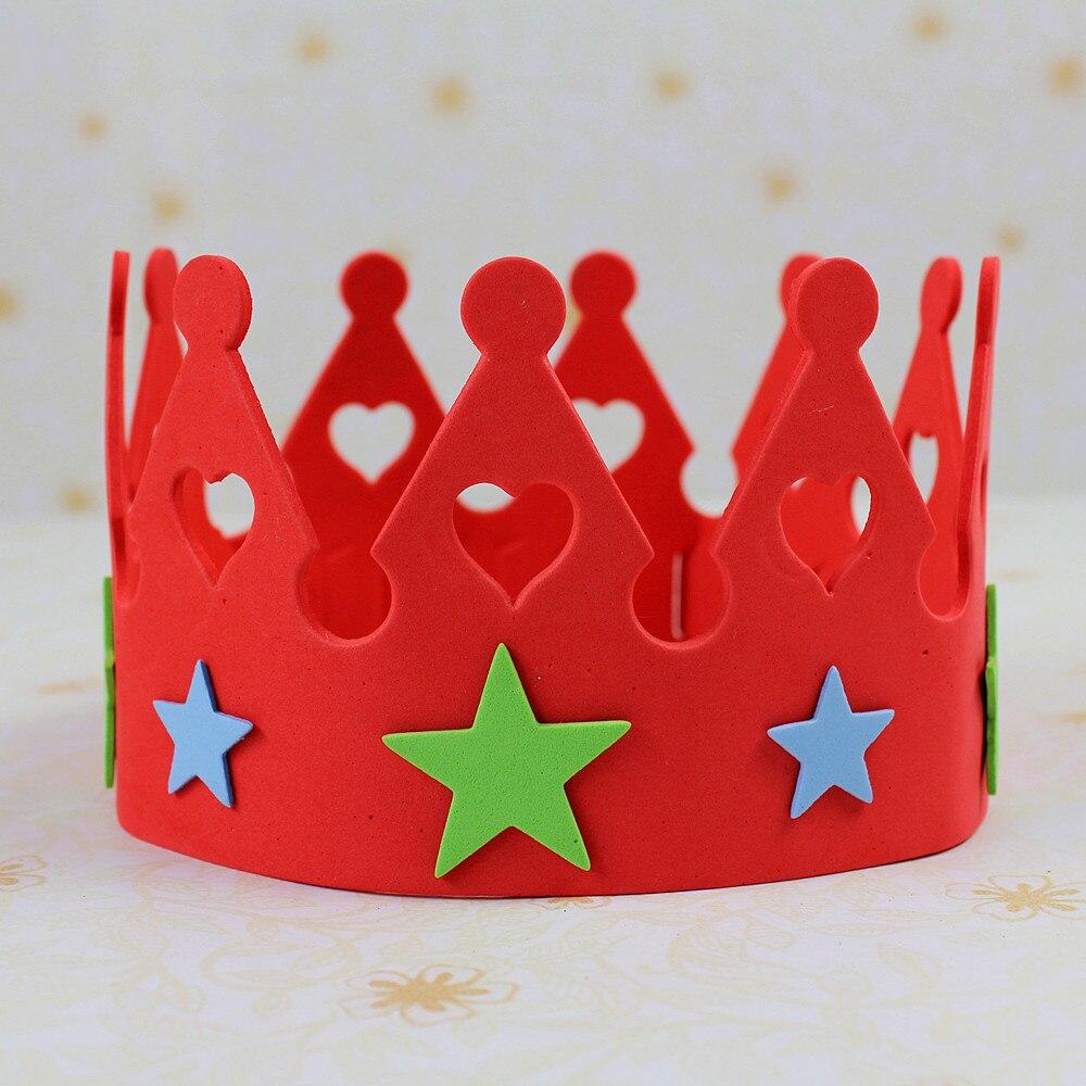 5pcs / lot 10g EVA rođendan šešir dječje izvedbe rekvizite - Za blagdane i zabave - Foto 3