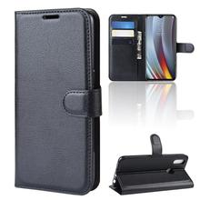 Leather Case For OPPO AX5S A5S Covers