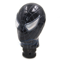Carved Spider Man Universal Fit Car Auto Gear Stick Shift Lever Knob
