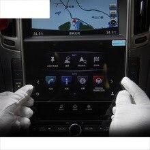 Lsrtw2017 di navigazione GPS per auto schermo anti-graffio custodia protettiva temperato pellicola per infiniti qx50 q50 q70 q60 qx60 qx70 qx80