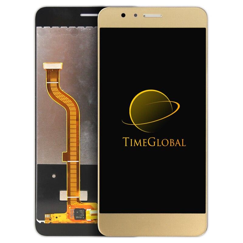 Alibaba china teléfono móvil lcd para huawei honor 8 pantalla lcd con pantalla t