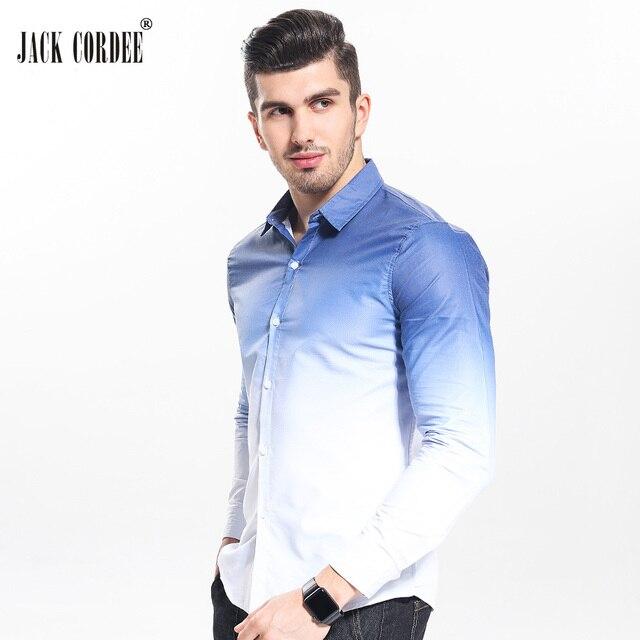 Мужская белая рубашка стиль