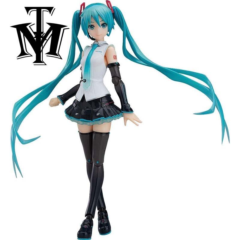 figma 014 VOCALOID Miku Hatsune Figure Japan with Tracking  Original  Box