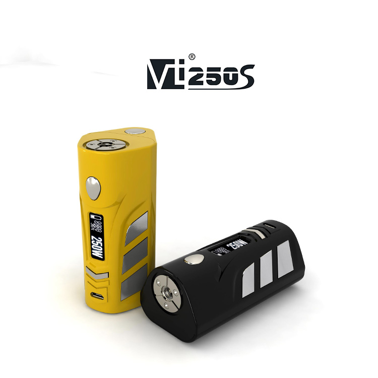 Original HCigar VT250S Box mod electronic cigarette VT250S box mod with DNA Chipest