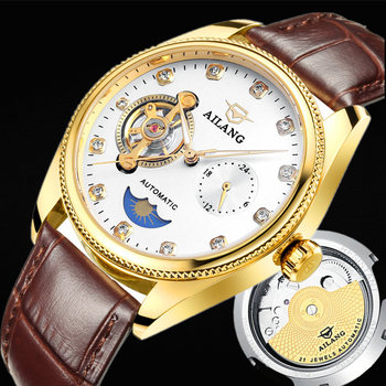 2016 new luxury Casual watch men frame mechanical watches mechanical watches business men's Relogio Hotel MONTRE watch man