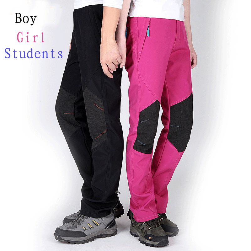 Pantaloni di carico dei bambini Stile Afferrare Pantaloni di sudore - Abbigliamento da uomo