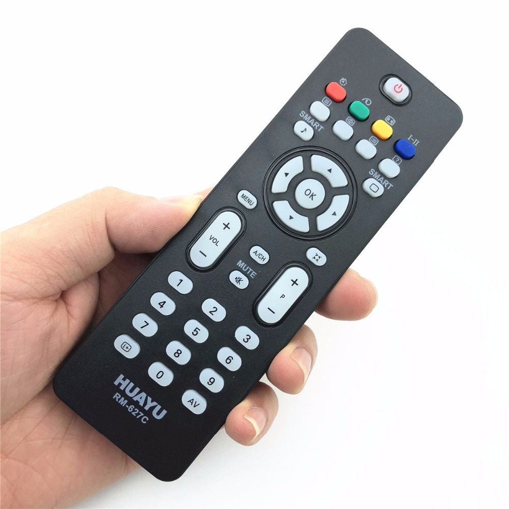 Replacement Remote Control for Philips Smart lcd HD TV 42PFL7422 47PFL7422 RC2023601/01 rc2023617/01 RC7599 RC7502 High Quality