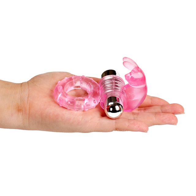 Cock jelly rabbit ring