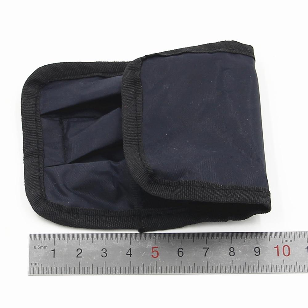 Nylon zak verpakking stap boor bits 1/4