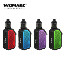 Original Wismec Active with Amor NSE Atomizer Tank 3ml capacity Active mod built in 2100mAh Battery Electronic cigarette vape