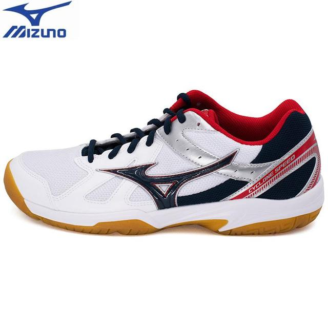 sports shoes 0ef28 4e6db Original MIZUNO CYCLONE SPEED Volleyball shoes for men women indoor sports  sneakers badminton shoe