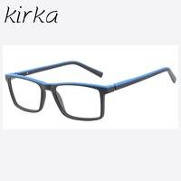 Kirka Sport Style TR90 Glasses Frame Men Prescription Spectacles Eyeglasses Frames Stylish For Male Best Quality