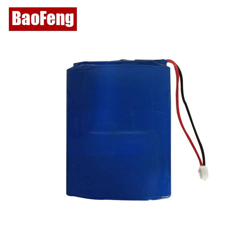 Original BAOFENG T1 Battery 3.7V 1500mah Li-ion For BAOFENG T1 Two Way Radio