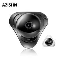 AZISHN 960P 3D VR WI FI Camera 360 Degree Panoramic IP Camera 1 3MP 3MP FIsheye