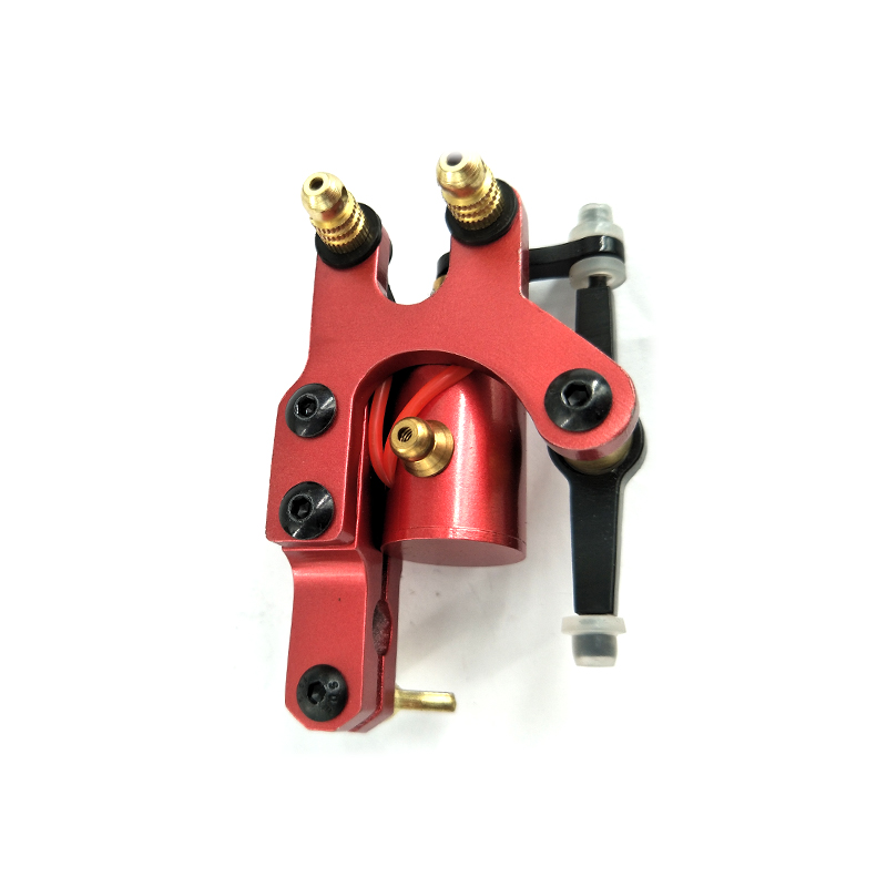 New 2017 Professional  Rotary Tattoo Machine Swiss  Motor Rotary Tattoo Machine  Shader & Liner Rotary Gun 4 color Free Shipping