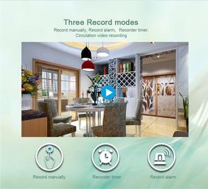 Image 4 - Умная ip камера BESDER Home для безопасности, Wi Fi, 1080P, P2P, двусторонняя аудиосвязь, Радионяня, датчик движения, наклонная мини камера видеонаблюдения, IP