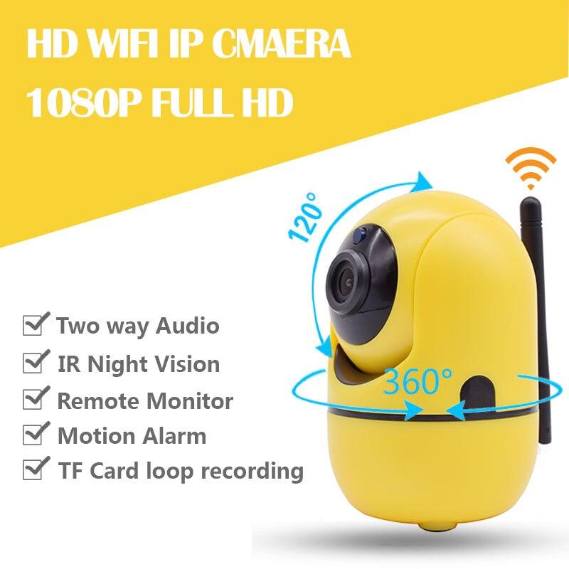 1080p HD Home Security IP Camera font b Wireless b font Smart WiFi Camera WI FI