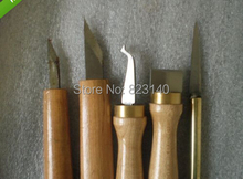 5 PCs Violin making Knife, luthier tools, violin making tools