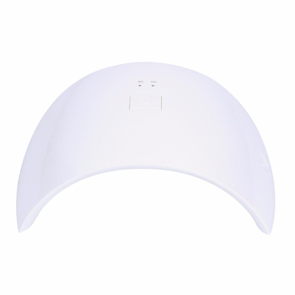 Sun9s/9c 24W UV Gel Nail LED Lamps Polish Dryer White Light Timer Manicure Nail UV Nail Art Drying Machine For Nail technician