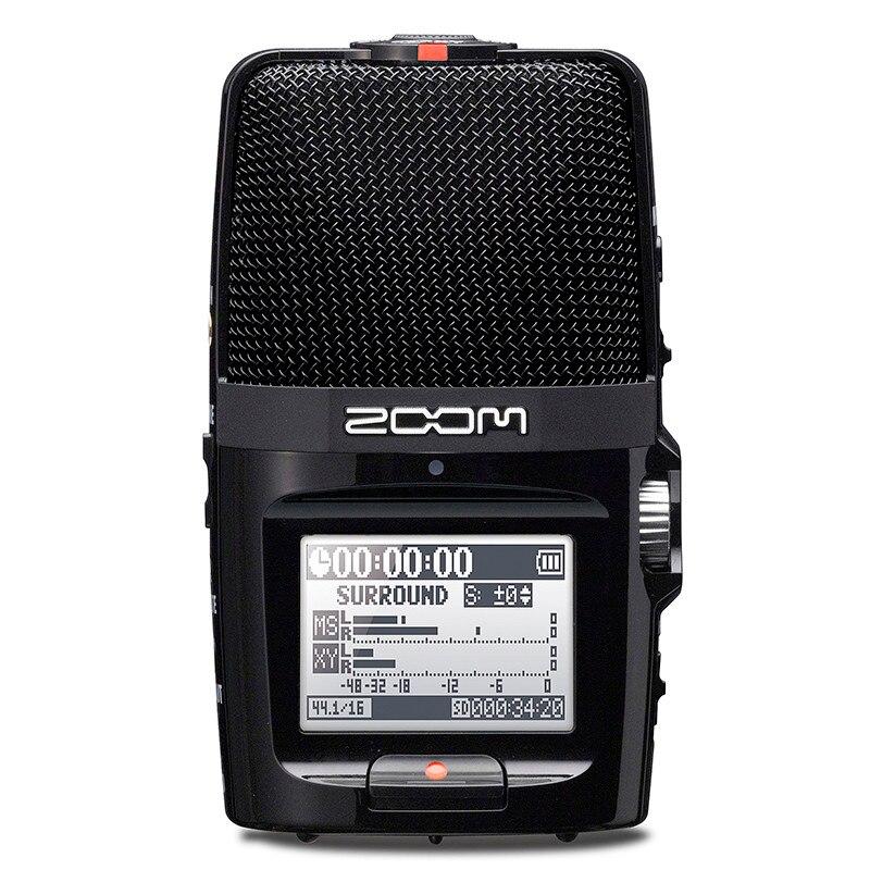 bilder für Pk tascam tragbares zoom h2n handliche recorder ultra-tragbare digitale audio recorder stereo mikrofon interview slr