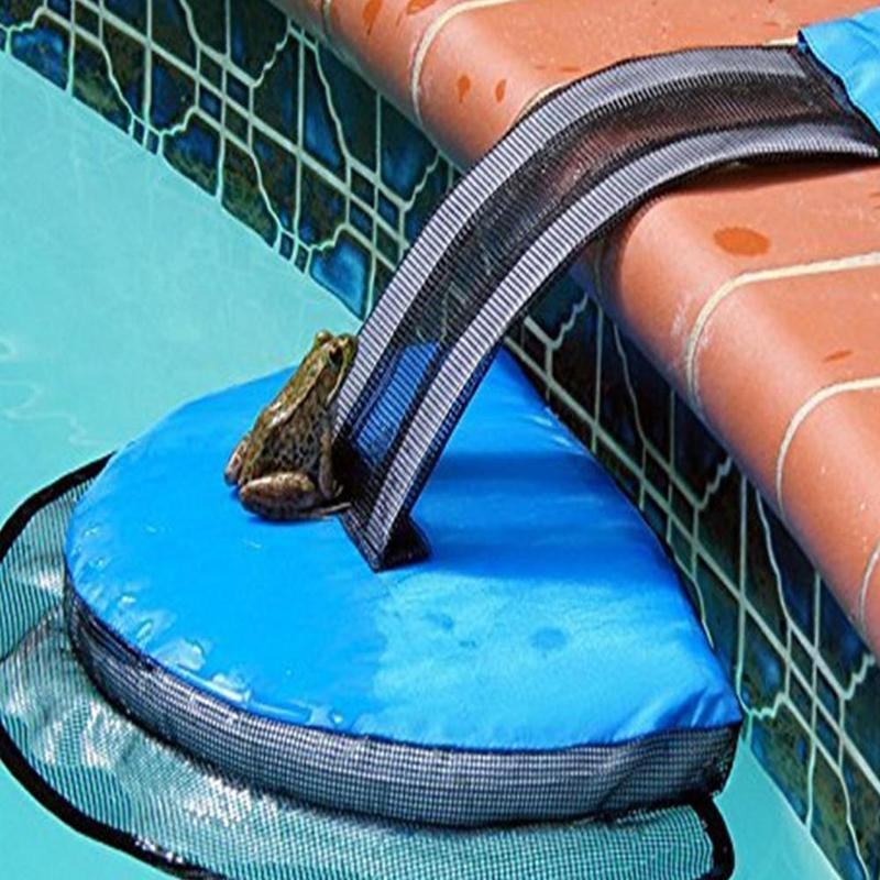 Ramp-Net Swimming-Pool-Critter Animal Network Escape Save-Tool Small Froglog Hydrotools