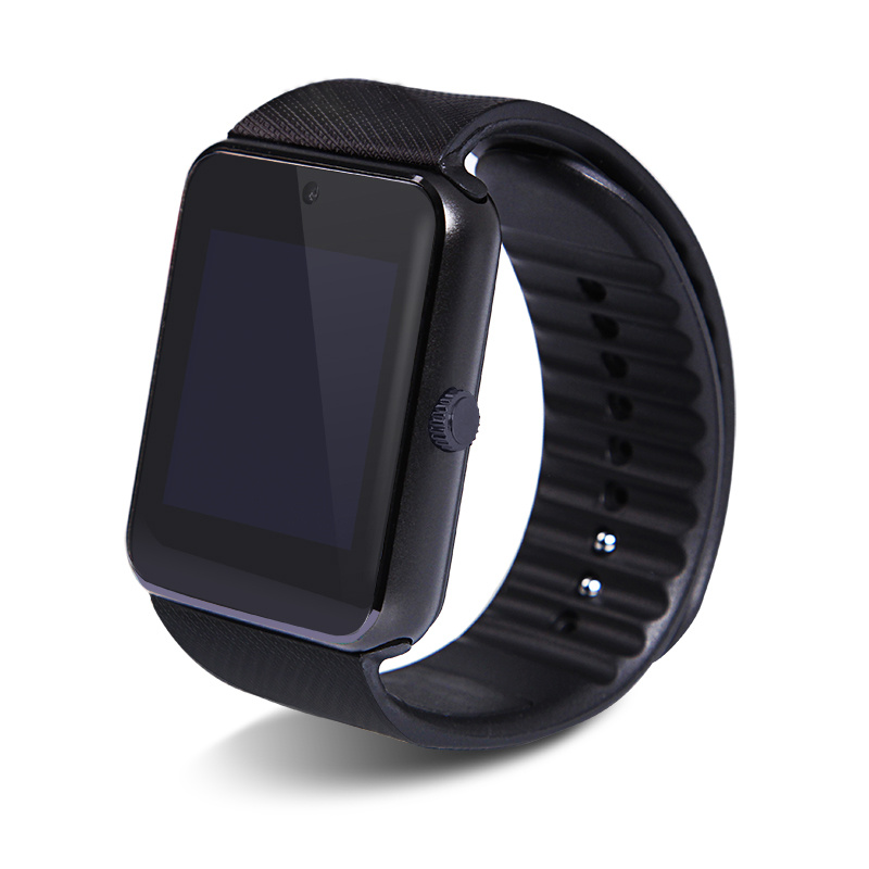 2016 Bluetooth Android Smart Watch GT08 wearable font b Smartwatches b font With SIM Card Slot