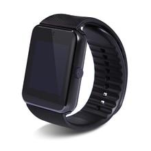 2016 Bluetooth Android Smart Uhr GT08 tragbare Smartwatches Mit Sim-kartensteckplatz für Apple iphone Android Tragbare geräte