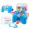 Doctor Box Kids Pretend Play Toys Set For Children Kids Medicine Box Role Play Educational Baby Toys Puzzle