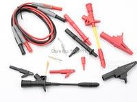 18PCS Automotive circuit maintenance tools set Multimeter needle broken wire meter electric test pen diode