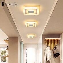 Современный квадратный светодиодный потолочный светильник 15