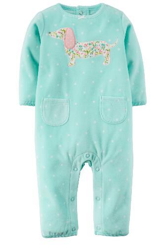 все цены на 2018 boys clothes bebes jumpsuit collar fleece clothes boys outwear pajamas infants baby boys clothes toddler girls coveralls онлайн