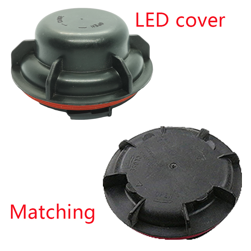 Image 4 - Dustproof hood for automobile headlights HID LED Extended Dust Cover Waterproof and dustproof back cover for new K2-in Car Light Accessories from Automobiles & Motorcycles
