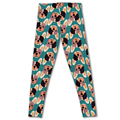 2016 NEW HOT Sexy Fashion Slim Pirate Leggins Pants Digital Printing RAVEN LEGGINGS - LIMITED For Women CUTE &LOVELY DOG