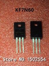 10 ШТ. KF7N60 TO-220F 600V7A