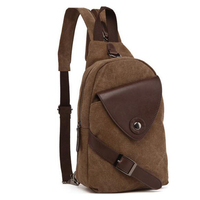 2017 Hot Sale New Fashion Multi Functional Men Casual Backpack Male Canvas Bag Student School Bag