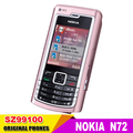 Nokia N72 Mobile Phones Bluetooth Jave FM Radio 2MP