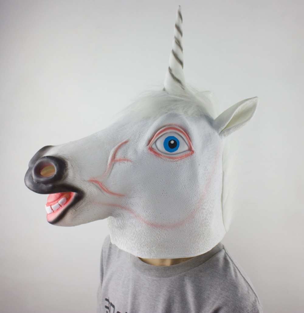 Halloween Horse Head Mask Promotion-Shop for Promotional Halloween ...