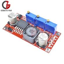 LM2596 DC-DC понижающий модуль преобразователя Регулируемый CC CV модуль зарядки литиевой батареи источник питания регулятор напряжения